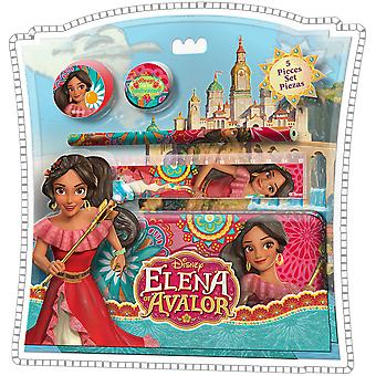 Kids Euroswan Blister 5 Pieces With Case Clamshell Elena Of Avalor