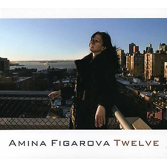 Amina Figarova - tolv [CD] USA import