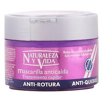 Naturaleza y Vida Breakthrough Hair loss treatment mask 300ml