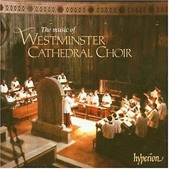 Westminster Cathedral Choir & James Odonnell - muziek van de Westminster Cathedral Choir [CD] USA import