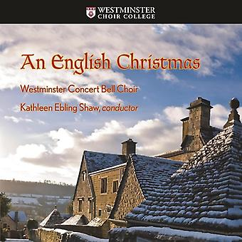 Calkin / Westminster Bell Koncertkor - dansk jul [CD] USA import