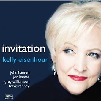 Kelly Eisenhour - Invitation [CD] USA import