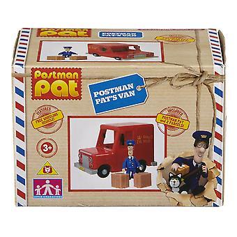 Postino Pat Royal Mail Van