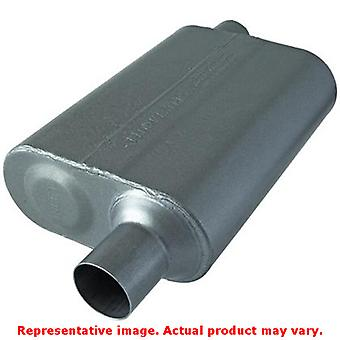 Flowmaster Performance Muffler - 40 Series Original 8042443 2.25in Offset In /