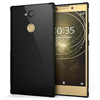 Sony Xperia L2 Alpha Case - schwarz