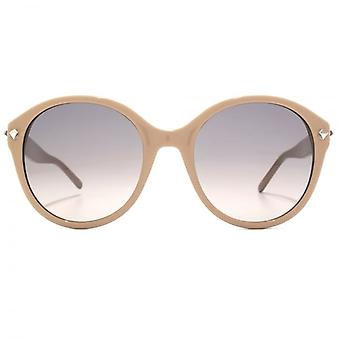 Jimmy Choo More Sunglasses In Nude