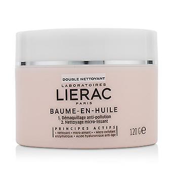 Lierac Double Nettoyant Baume-En-Huile Balm in Oil Double Cleanser - 120g/4.23oz