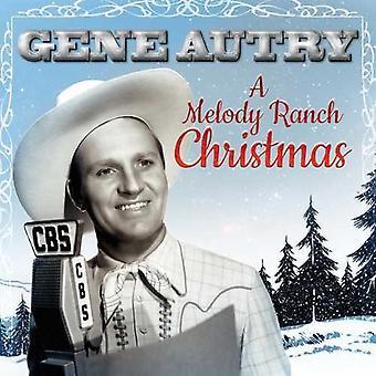 Autry * Gene - importación de USA fiesta de Navidad de Melody Ranch [vinilo]