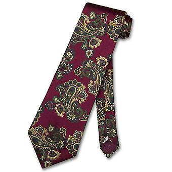 Statement 100% SILK NeckTie Made In USA Design Men's Neck Tie #198-2