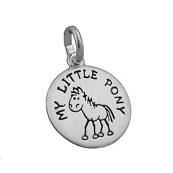 My little pony 925 silver pendant