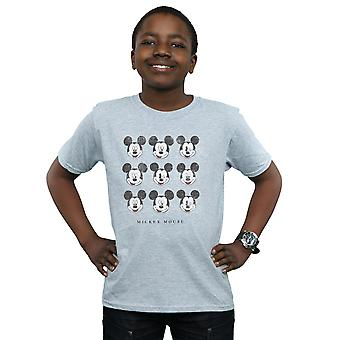 Disney Boys Mickey Mouse Wink And Smile T-Shirt