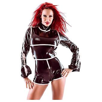 Westward Bound Beauchamp Restraint Latex Rubber Bodysuit