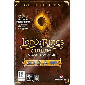 Sagan om ringen Online skuggorna av Angmar Gold Edition (PC)