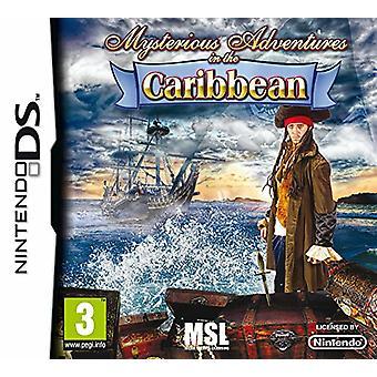 Geheimnisvolle Abenteuer in der Karibik (Nintendo DS)