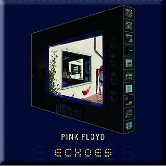 Pink Floyd Fridge Magnet Echoes new Official 76mm x 76mm