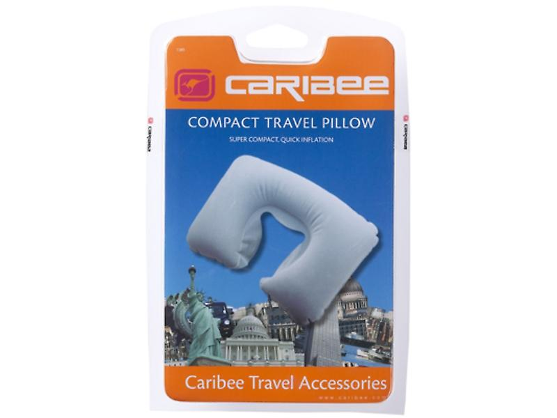 Caribee Compact Travel Pillow (Pumice Stone)