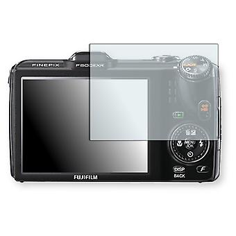 Fujifilm FinePix F600EXR screen protector - Golebo crystal clear protection film