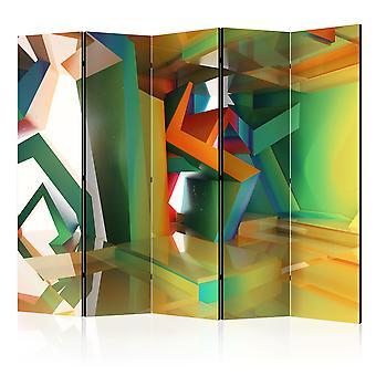 Skærmvæg - Colourful Space II [Room Dividers]