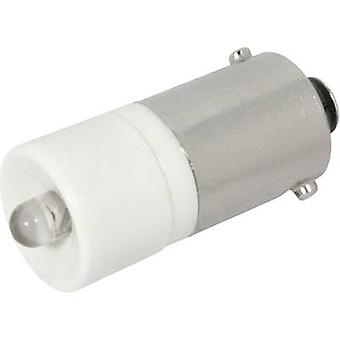 CML LED bulb BA9S Warm white 230 V AC 270 mcd 1860623 L3