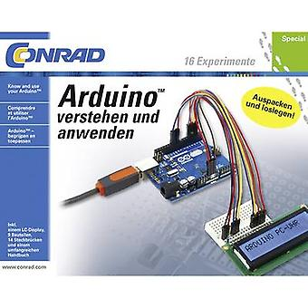 Course material Conrad Components Arduino™ verstehen und anwenden 10174 14 years and over
