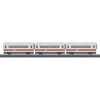 Märklin World 44108 H0 3pcs Set ICE Compartment coaches of the DB AG