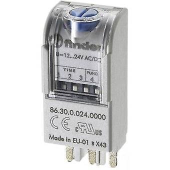 N/A Finder 86.30.0.024.0000 12 - 24 V DC/AC Finder 86.30.0.024.0000 12 - 24 V DC/AC