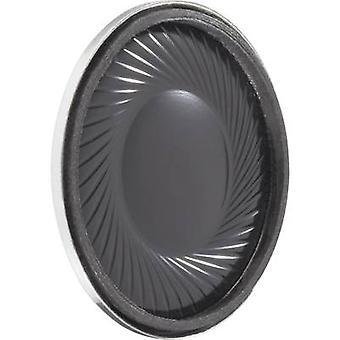 Mini loudspeaker Noise emission: 75 dB 1 W Visaton 2909 1 pc(s)
