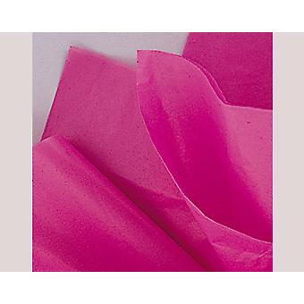 10 Sheets Tissue Paper - Hot Pink | Gift Wrap Supplies