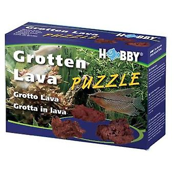 Hobby Lava Rock grotten (Reptiles , Beds and Hammocks)