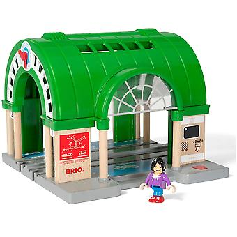 Brio World Central Train Station