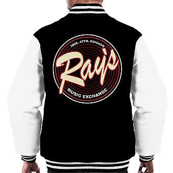 Blues Brothers Rays Music Store Men's Varsity Jacket
