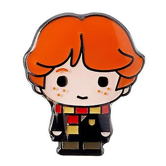 Harry Potter Badge Chibi Ron