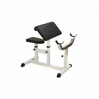 Banc de musculation curl pour entrainer les biceps GS007