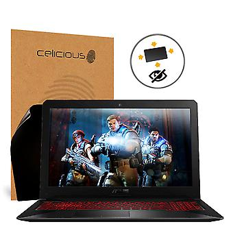 Celicious Privacy Plus 4-Way Anti-Spy Filter Screen Protector Film Compatible with ASUS TUF Gaming FX504