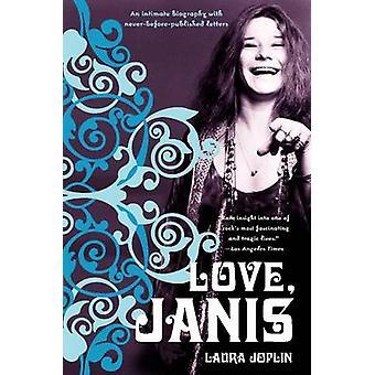 Kjærlighet - Janis av Laura Joplin - 9780060755225 bok