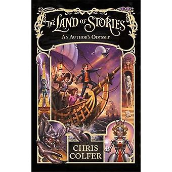 An Author's Odyssey - Book 5 by Chris Colfer - 9780349132273 Book