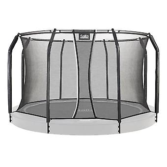 Salta Royal Base Ground trampoline met veiligheidsnet - ⌀427 cm