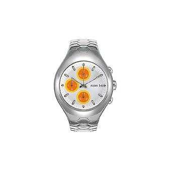 Alessi watch Nuba, Chronograph, al11013 by Guido Venturini