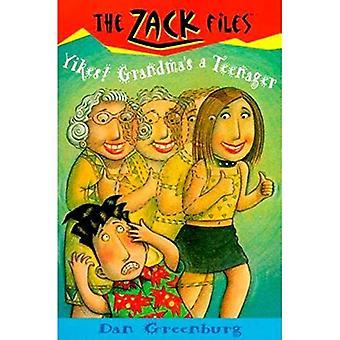 Zack Files 17: Yikes! Grandma's a Teenager (Zack Files)