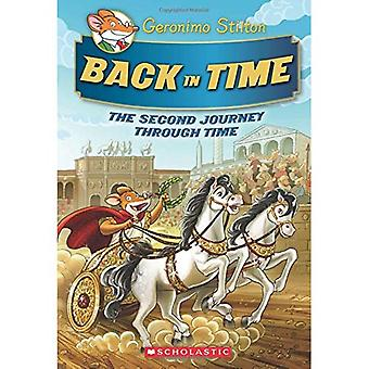 Back in Time: The Second Journey Through Time (Geronimo Stilton Special Edition)