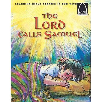 De heer oproepen Samuel 6pk de heer roept Samuel 6pk (Arch boeken)