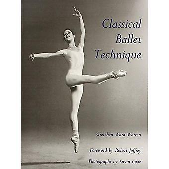 Klassisk balett teknik