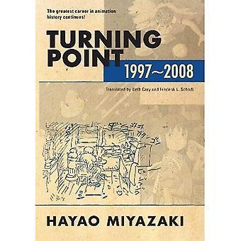 HAYAO MIYAZAKI VÄNDPUNKT 1997-2008 HC (vändpunkt: 1997-2008 (Inbunden))