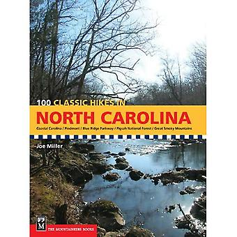 100 classic vandringar i North Carolina