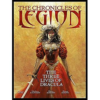 The Chronicles of Legion, Vol. 2: The Spawn of Dracula