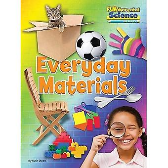 Fundamental Science Key Stage 1: Everyday Materials 2016