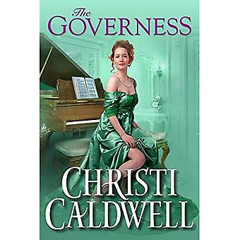 The Governess (Wicked Wallflowers)