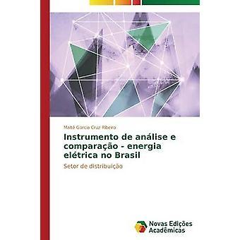 Instrumento de anlise e comparao  energia eltrica no Brasil by Garcia Cruz Ribeiro Mait