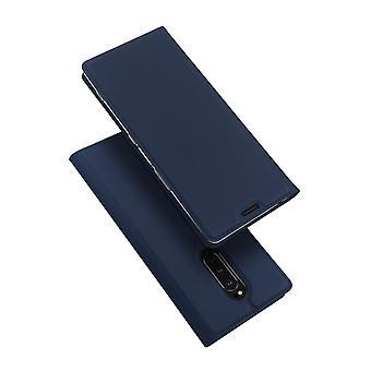 DUX DUCIS Pro Series pouch Sony Xperia 1-dark blue