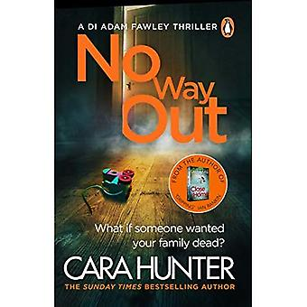 No Way Out: najbardziej chwytania książka roku od autora Richard i Judy bestselling (DI Fawley thriller 3) (DI Fawley)